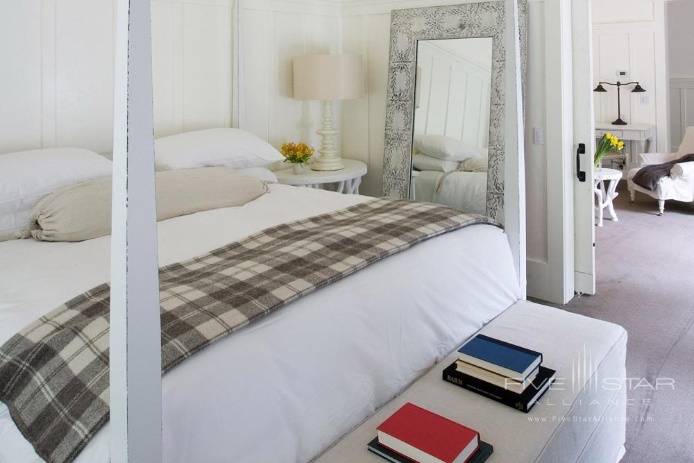 King Dux Room at Farmhouse Inn