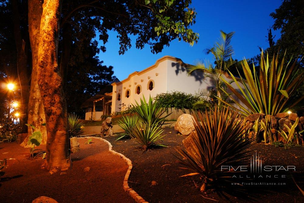 Exterior of Royal Palm Galapagos