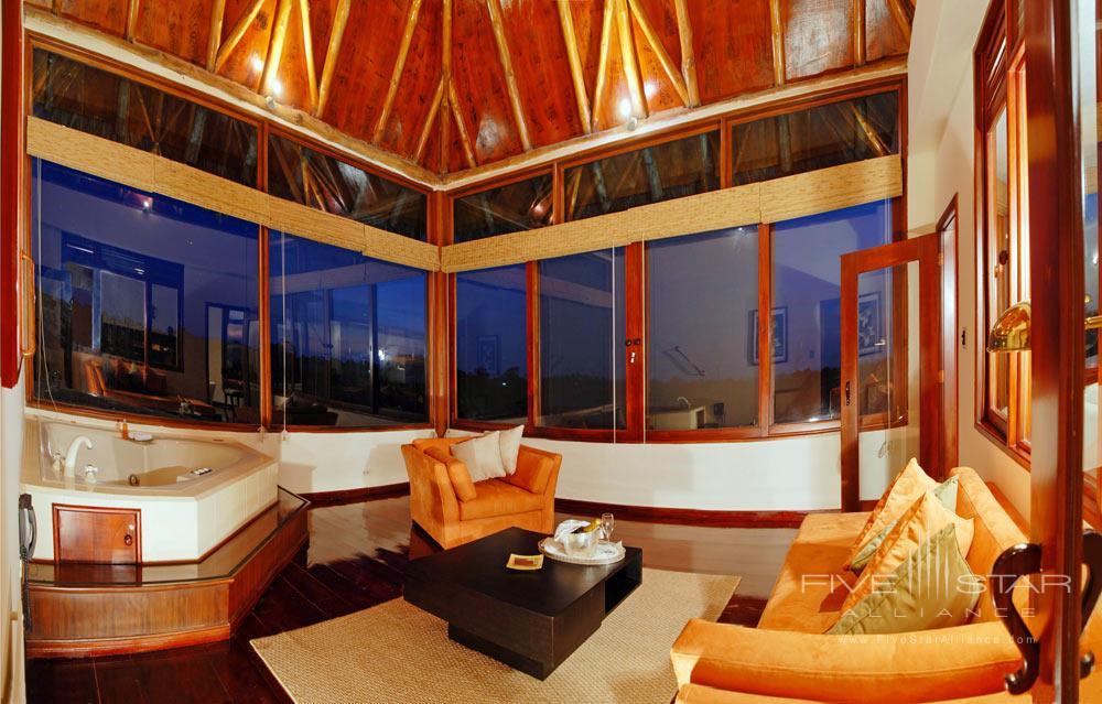 Jacuzzi Villa at Royal Palm Galapagos