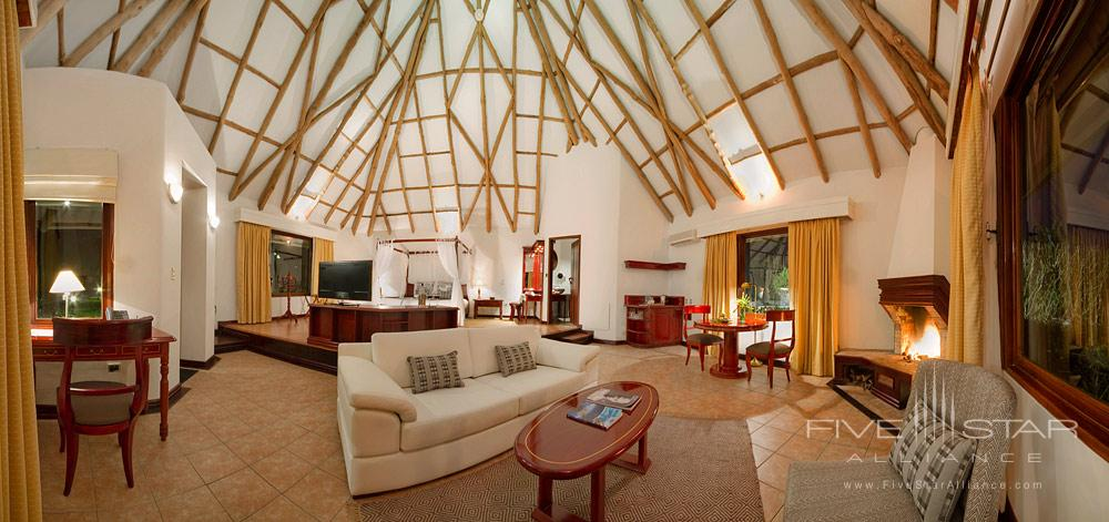 Presidential Suite at Royal Palm Galapagos