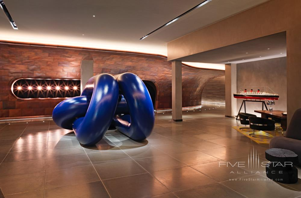 Sea Continers London Lobby