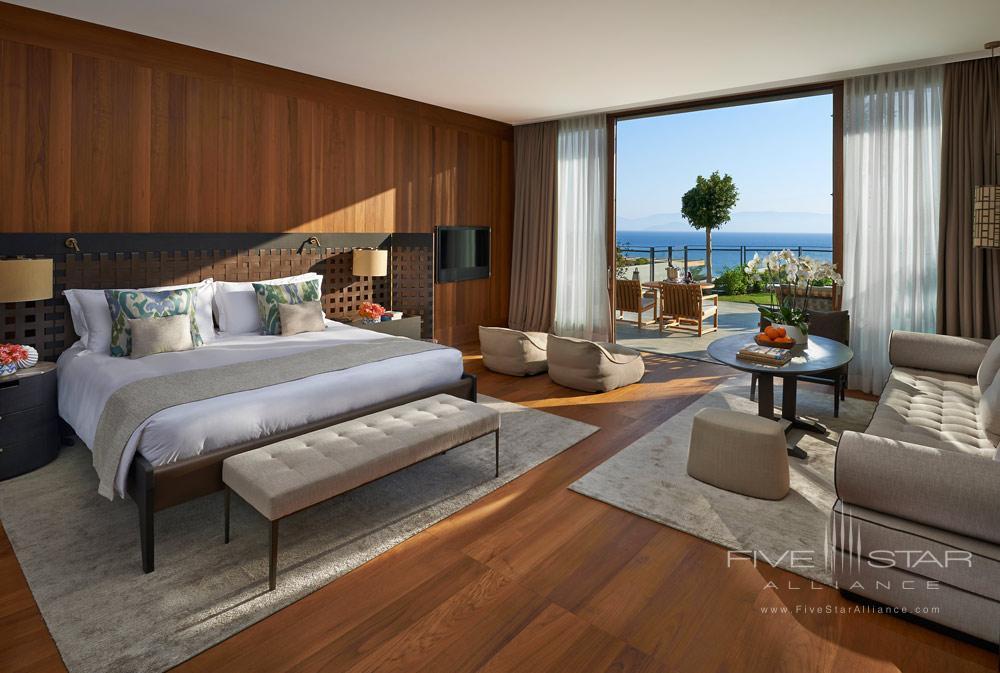 Sea View Room at Mandarin Oriental Bodrum