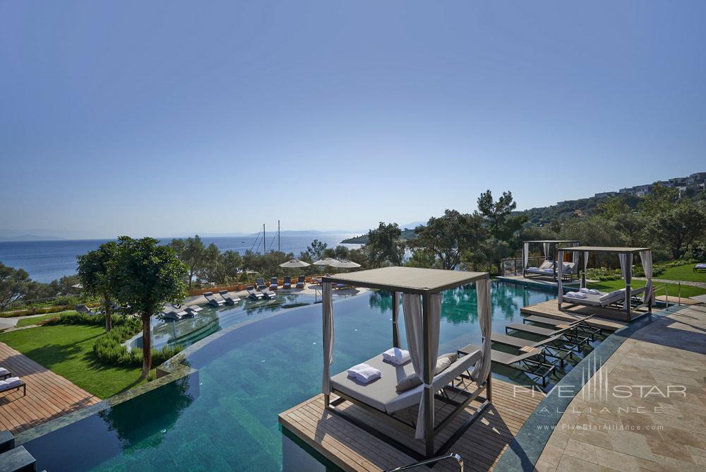 Main Pool at Mandarin Oriental Bodrum