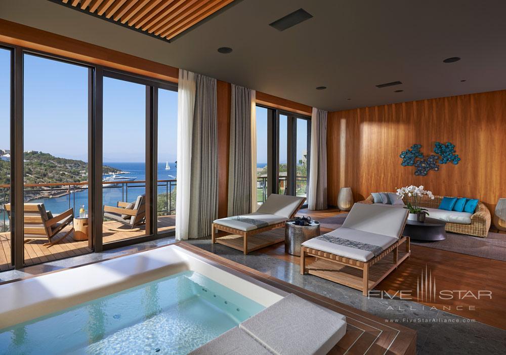 Luxury VIP Suite at Mandarin Oriental Bodrum