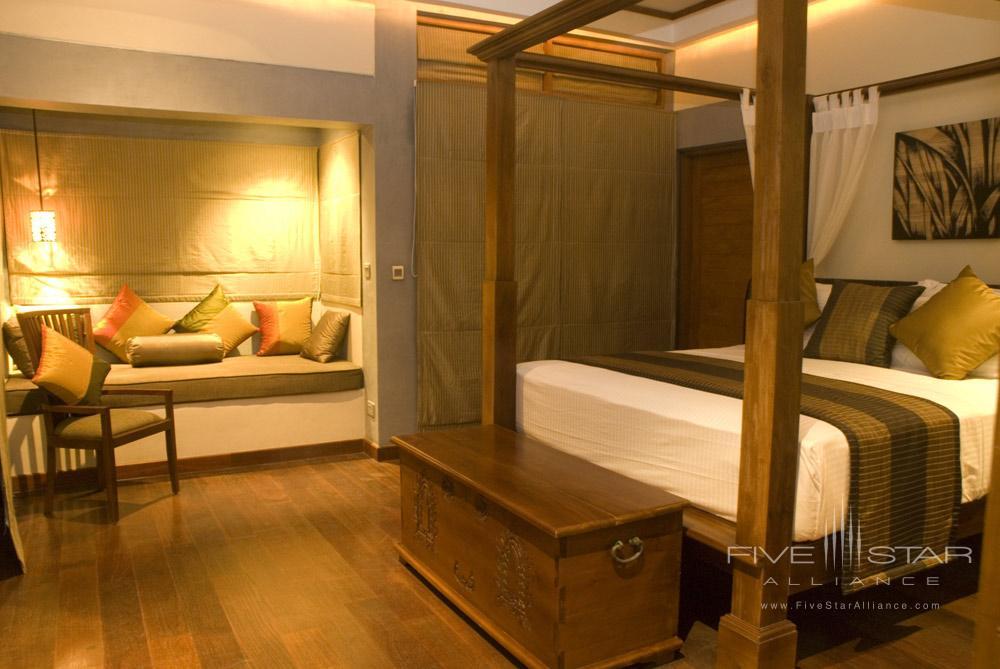 Bedroom at Serene Pavillions