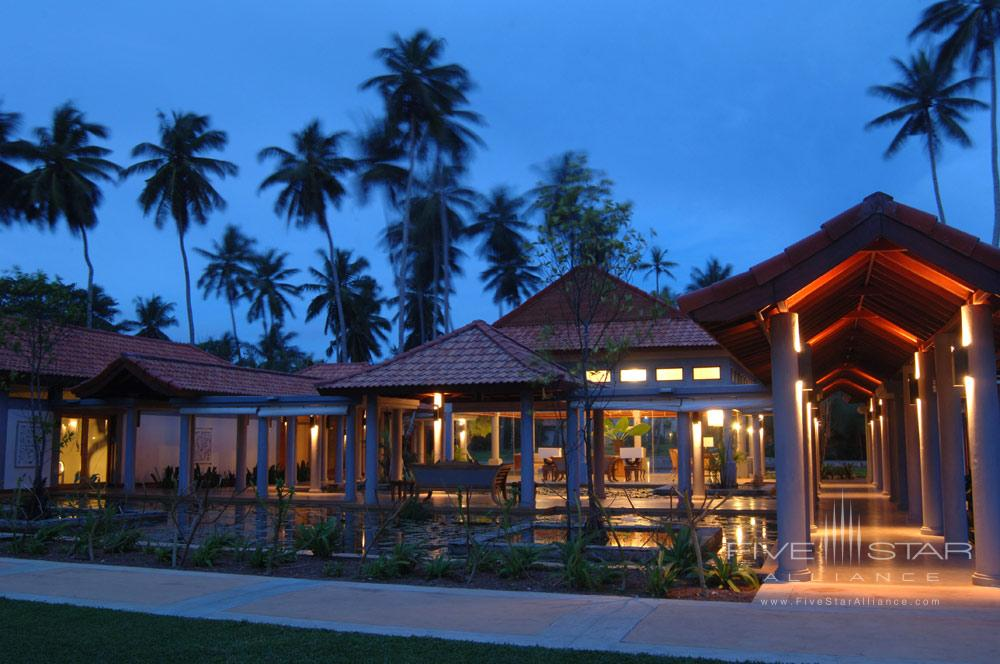 Full View of Clubhouse at Serene Pavilions