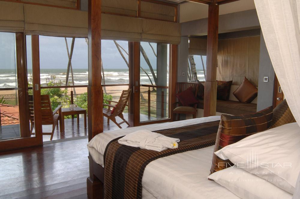 Bedroom with Ocean View at Serene Pavilions