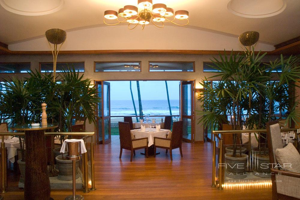 The Pavilion Restaurant at Serene Pavilions