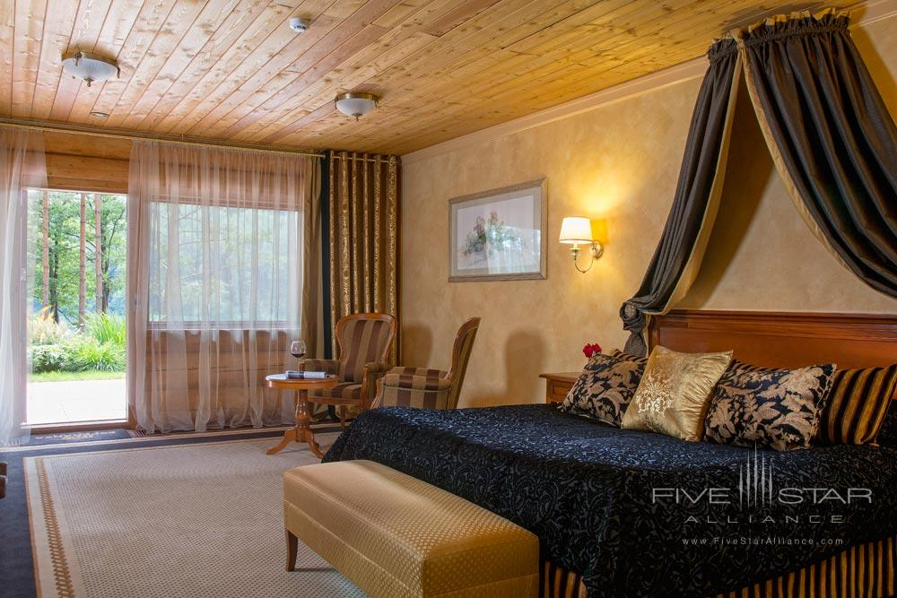 Guest Room at IDW Esperanza Resort Trakai District, Lithuania