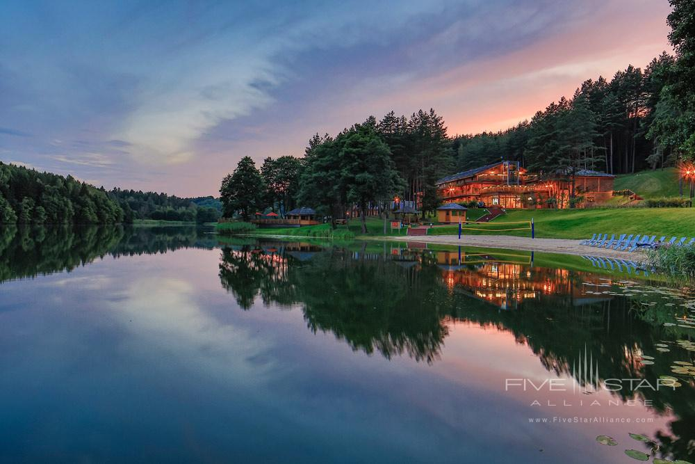 Resort View at IDW Esperanza Resort Trakai DistrictLithuania