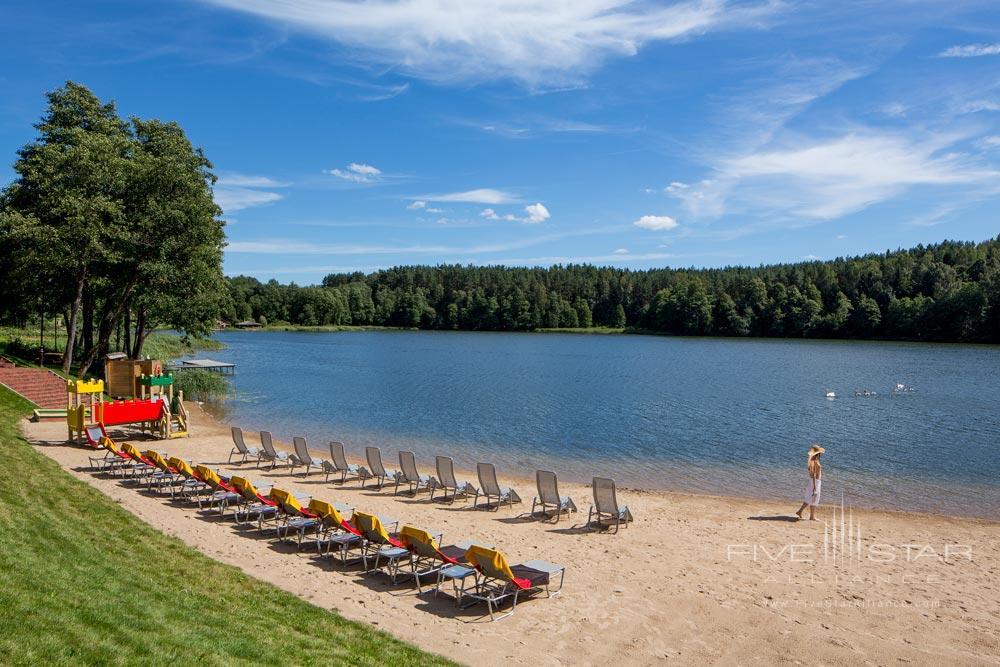 Nearby Lake at IDW Esperanza Resort Trakai DistrictLithuania