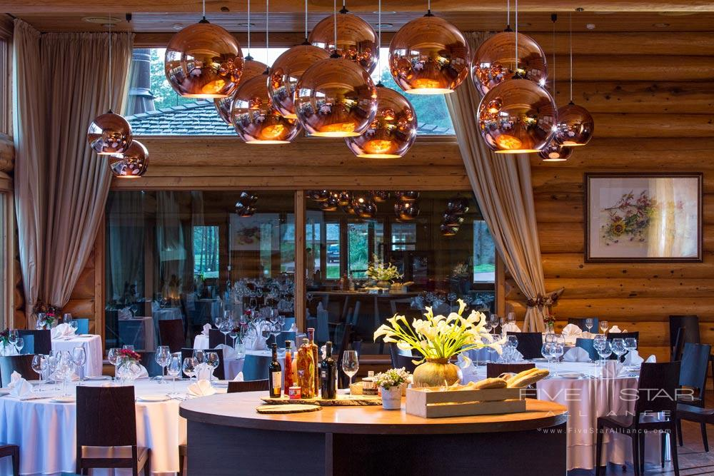 Dining at IDW Esperanza Resort Trakai DistrictLithuania