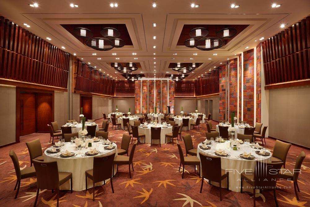 Ballroom Venue at The Angsana Lang Co.