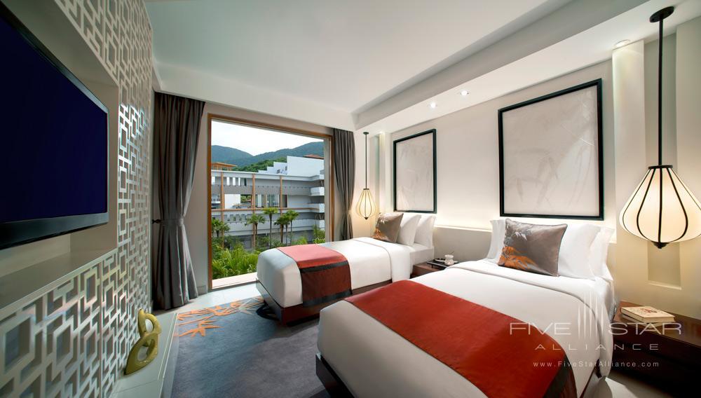 Twin Bedroom at The Angsana Lang Co.