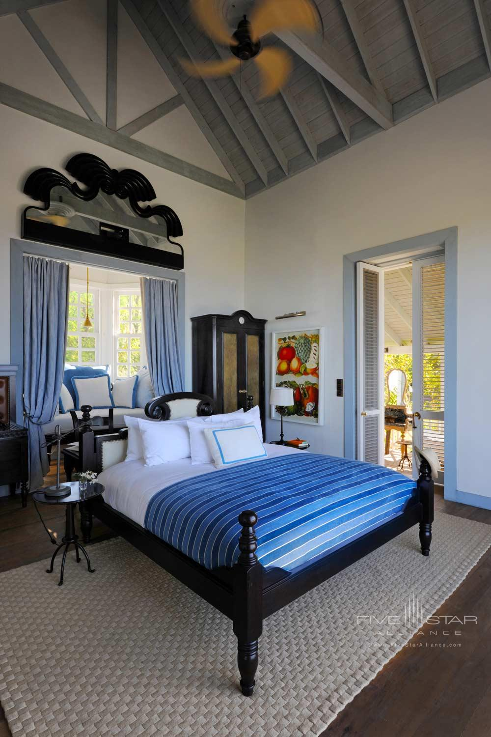 Guestroom At The Belle Mont Farm.