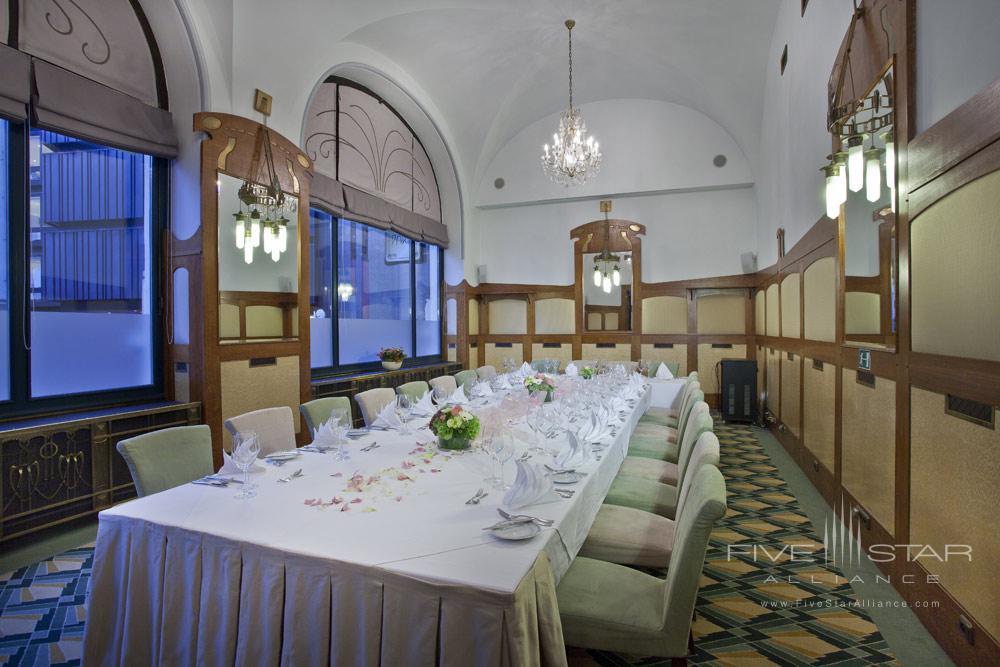 The Violet Event Venue at Hotel Paris Prague