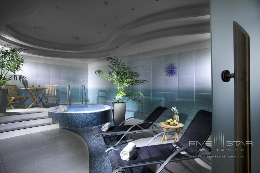 Spa And Wellness at The Hotel Paris Prague