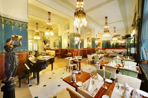 The Sarah Bernhardt Restaurant
