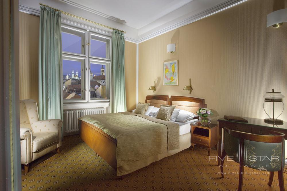 The Executive Room at Hotel Paris Prague