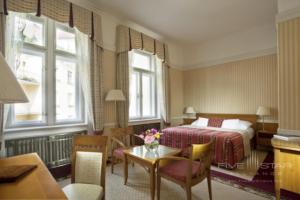 Junior Suite at Hotel Paris Prague