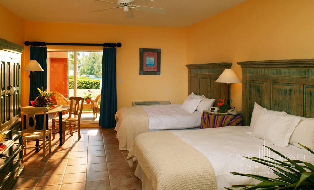 Waterside Double Room at Pelican Bay at Lucaya