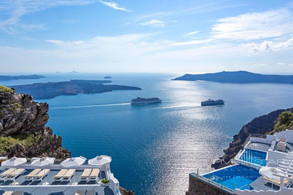 Pegasus Suites And Spa, Santorini