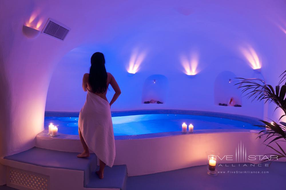 The Spa at Pegasus Suites and SpaSantorini