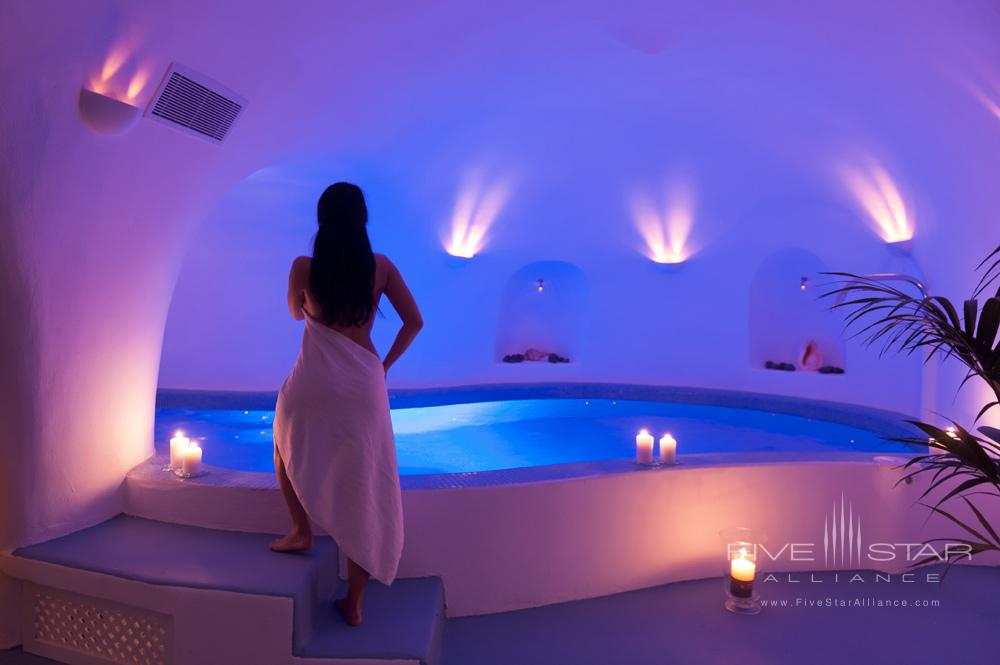 The Spa at Pegasus Suites and Spa, Santorini