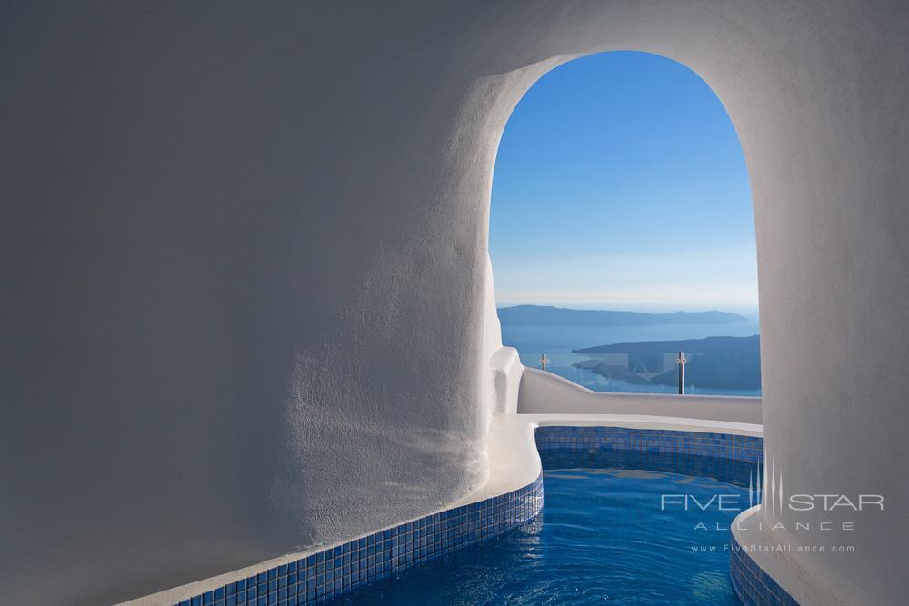 Executive Plunge Pool Suite at Pegasus Suites And SpaSantorini