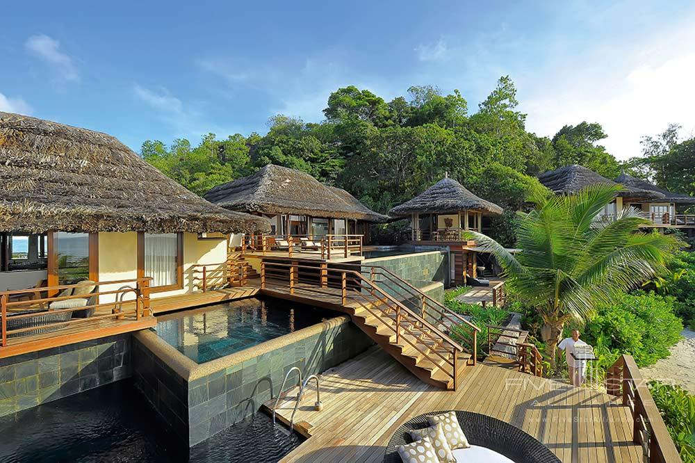 Presidential Villa at the Constance Lemuria Seychelles