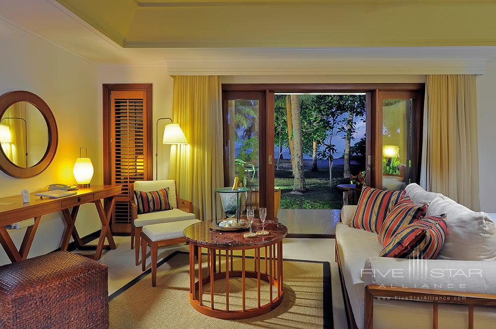 Junior Suite Family Area at Constance Lemuria Seychelles