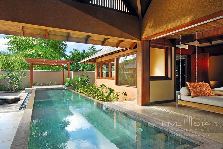 Spa Villa at Constance Ephelia Seychelles