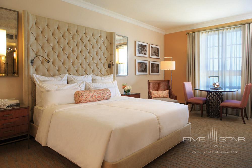 Center Tower King Guestroom at Condado Vanderbilt Hotel San Juan