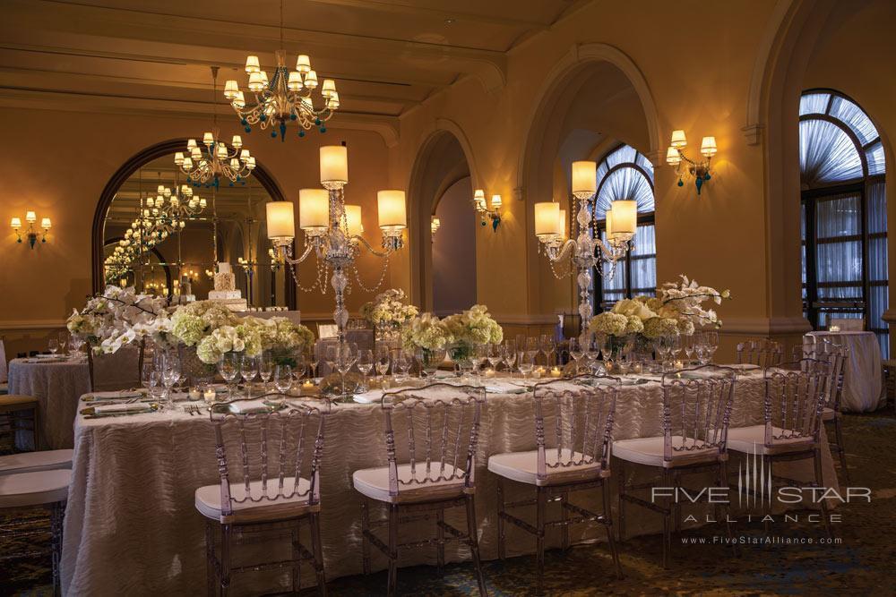 Group Or Wedding Venue at Condado Plaza Vanderbilt Hotel San Juan