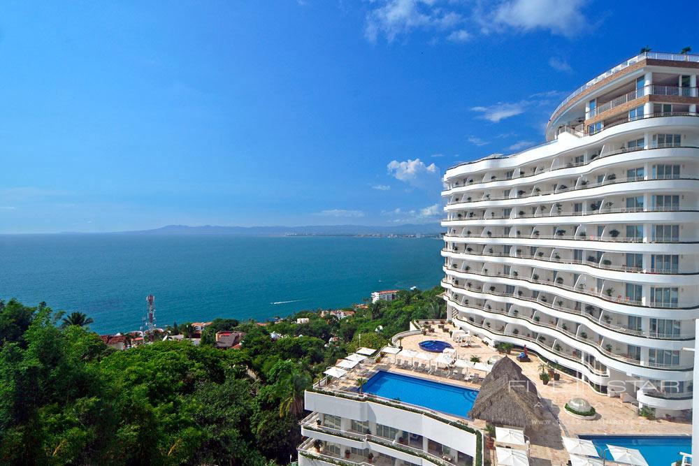 Exterior Of The Grand Miramar Resort And Spa, Puerto Vallarta