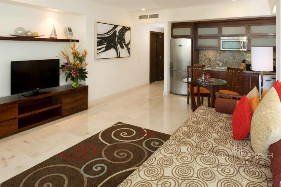 Junior Suite Family Room at Grand Miramar Resort and Spa Puerto Vallarta, Jalisco, Mexico
