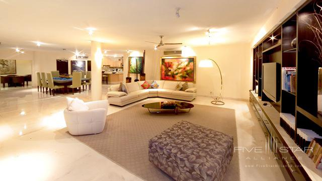 Four Bed Presidential Suite at Grand Miramar Resort and Spa Puerto Vallarta, Jalisco, Mexico