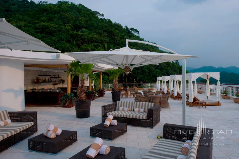 Sky Lounge at Grand Miramar Resort and Spa Puerto Vallarta, Jalisco, Mexico