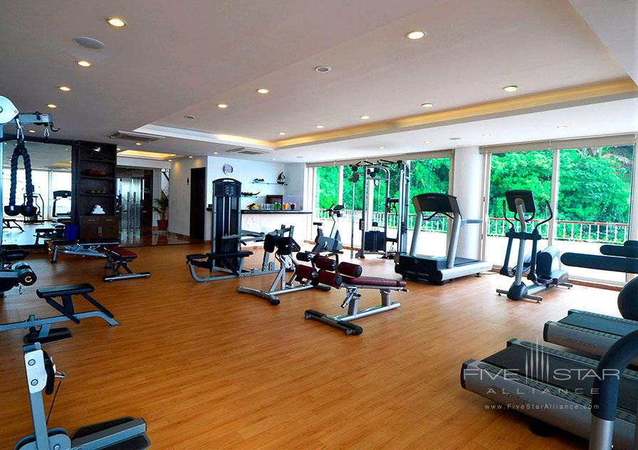 Fitness Center at Grand Miramar Resort and Spa Puerto Vallarta, Jalisco, Mexico