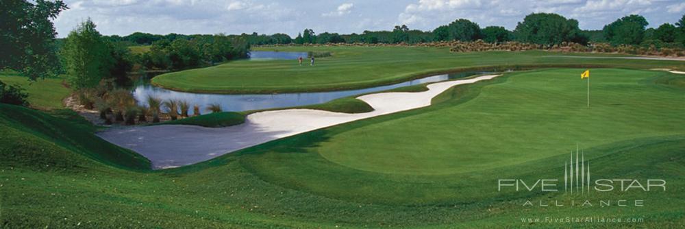 Royal Blue The Golf Club at Baha Mar is an 18-hole, 72-par Jack Nicklaus Signature Golf Course