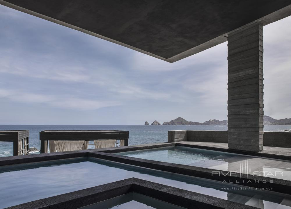 Spa Plunge Pool at The Cape, Los Cabos