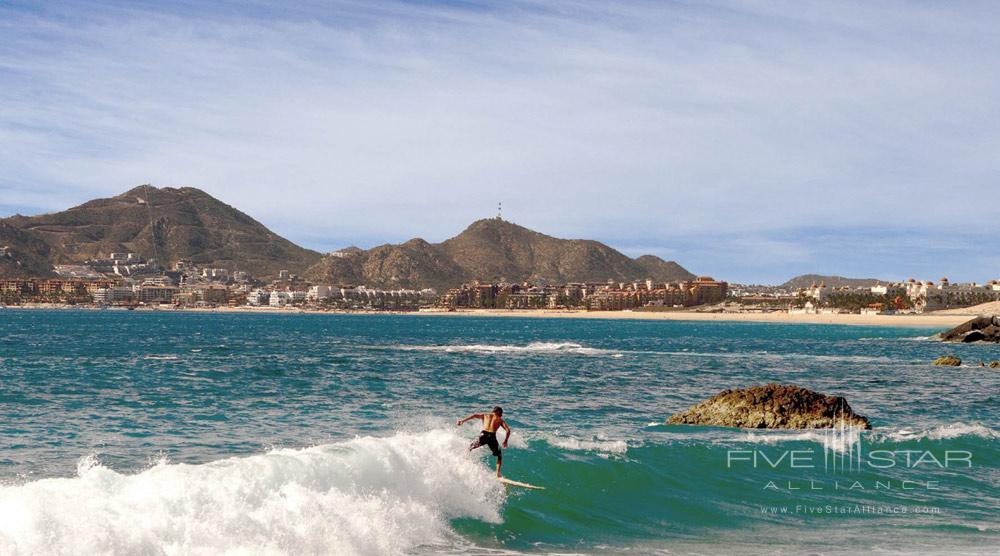 Beach Activities at The Cape, Cabo San Lucas, Mexico