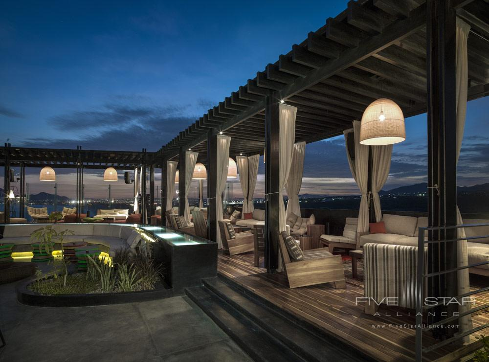 Rooftop Dining at The Cape, Los Cabos