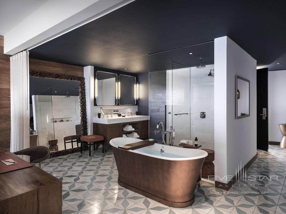 Suite Bath at The Cape, Los Cabos