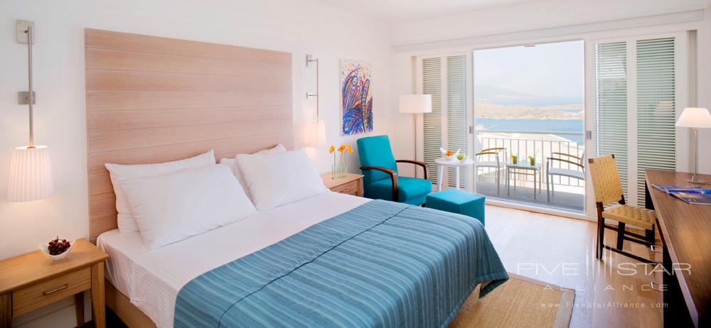 Deluxe Sea King Room at Doria Hotel Bodrum, Turkey