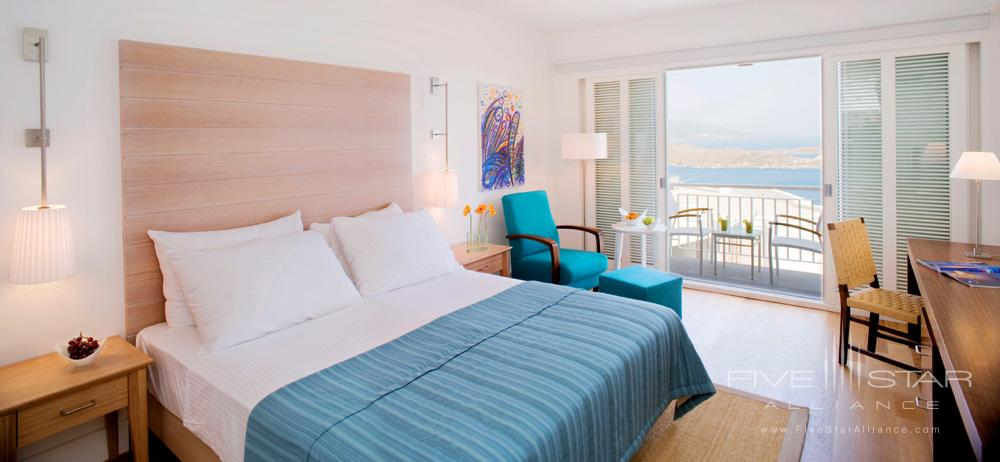 Deluxe Sea King Room at Doria Hotel Bodrum, Turkey