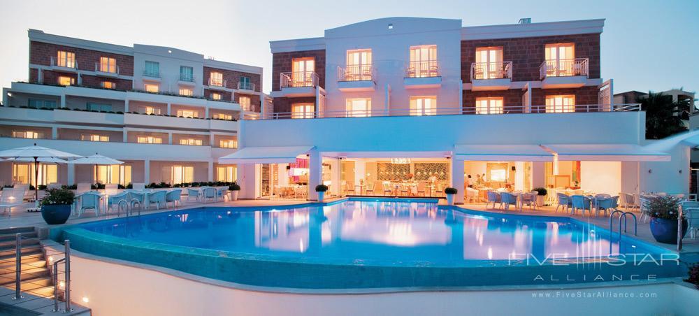 View of Doria Hotel Bodrum, Turkey
