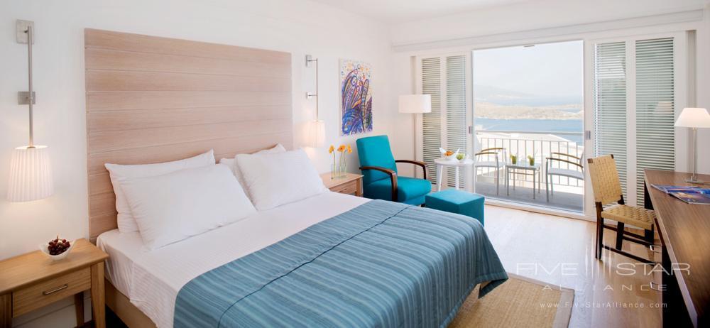 Luxury Sea King Room at Doria Hotel Bodrum, Turkey