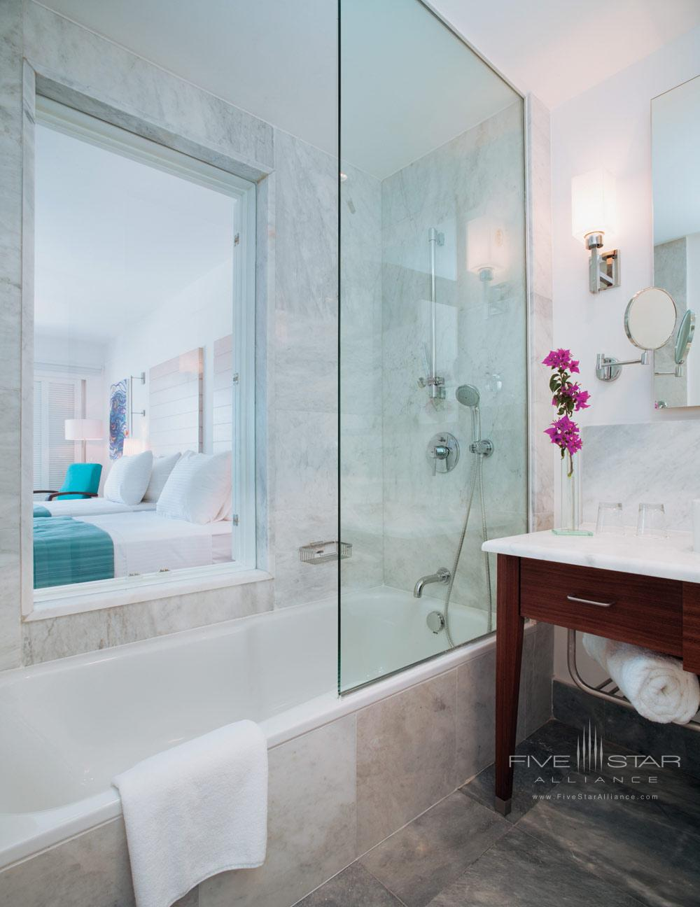 Bathroom at Doria Hotel Bodrum, Turkey