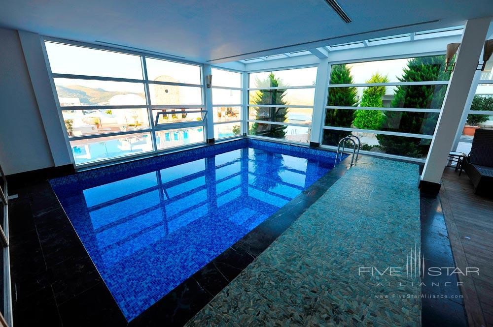 Spa Pool at Doria Hotel Bodrum, Turkey